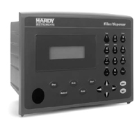 Hardy Instruments HI 3010 Filler/Dispenser Controller
