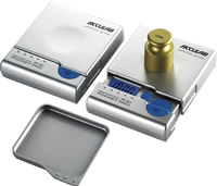 Acculab Pocket-Pro Series Portable Scales (New Model)