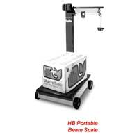 Chatillon HB Series Portable Beam Scales