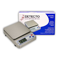 Detecto PS-11 Digital Portion Control Scales
