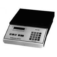 Sterling Scale Model XC780N Bench Scale