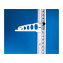 Tanita HR-100 Wall-Mounted Height Rod